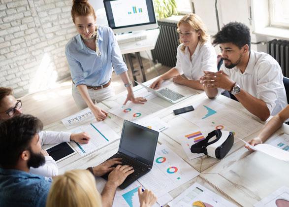 Communication & Marketing digital